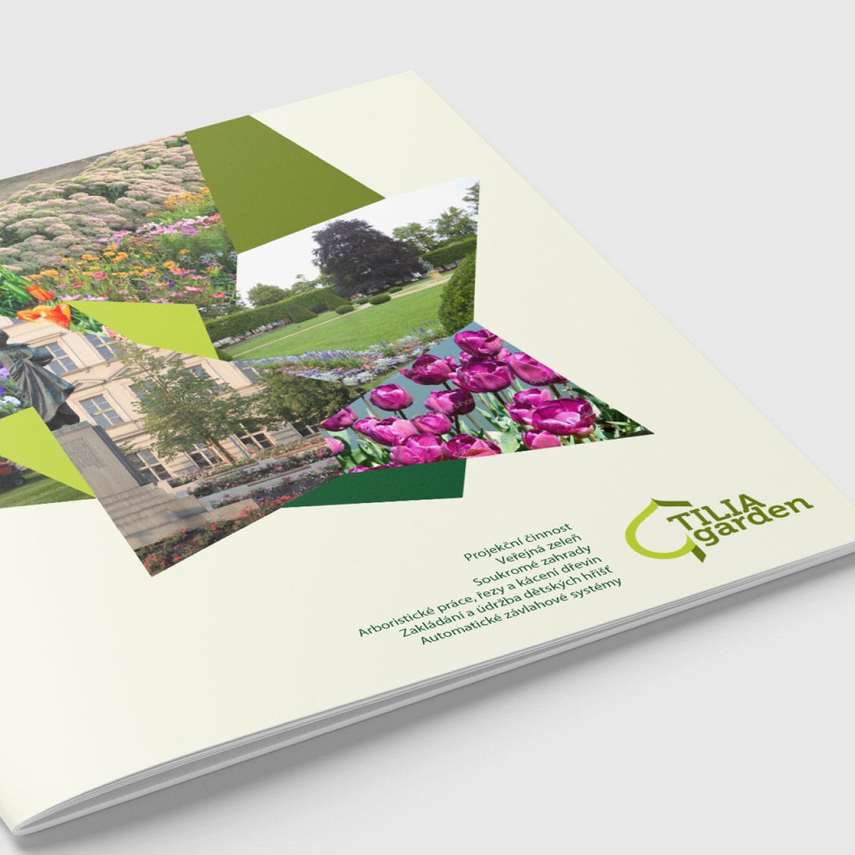 Návrh brožury