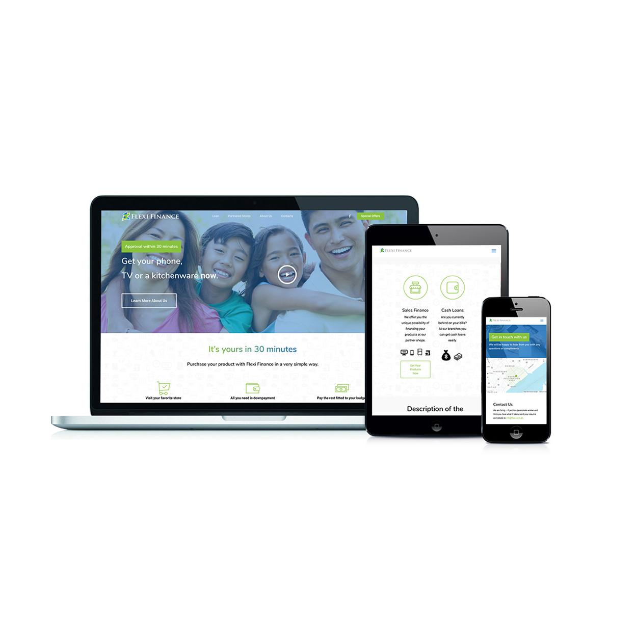 Návrh a vývoj webových stránek