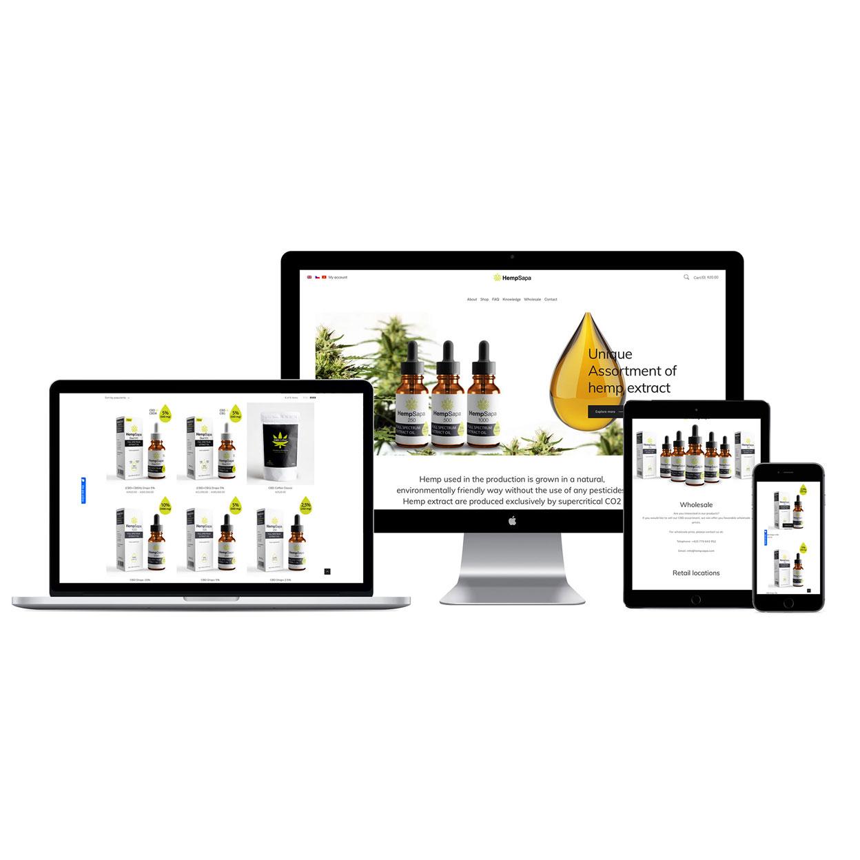 Návrh a vývoj e-shopu